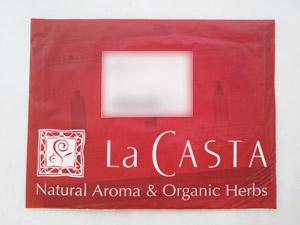 ラ・カスタ無料サンプル封筒